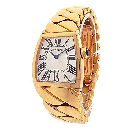 Cartier La Dona analog-quartz womens Watch W640040I (Certified Pre-owned)