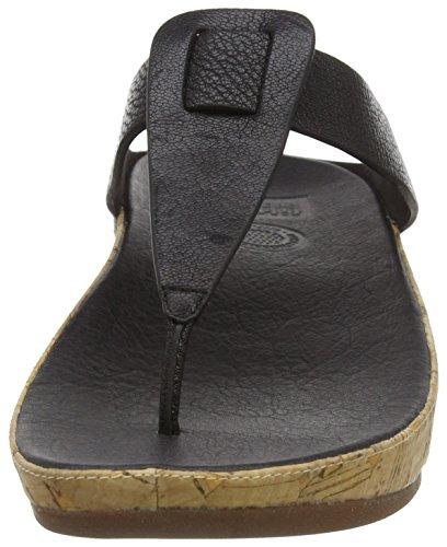 Cork 001 Nero FitflopIbiza Black Donna Sandali HYCwCqpz