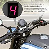 Universal Motorcycle LED Digital Gear Indicator