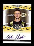 JAKE BUTT 2013 LEAF 1ST EVER PRINTED U.S. ARMY TOUR HIGH SCHOOL ALL-AMERICAN CERTIFIED AUTOGRAPH ROOKIE CARD!