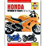 Haynes Manual 3703 for Honda VFR800 V-Fours (97-01)