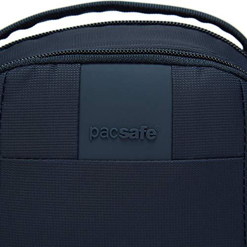 51Y8s3uwrQL - Pacsafe Metrosafe Ls100 3 Liter Anti Theft Shoulder Bag - Fits 7 Inch Tablet