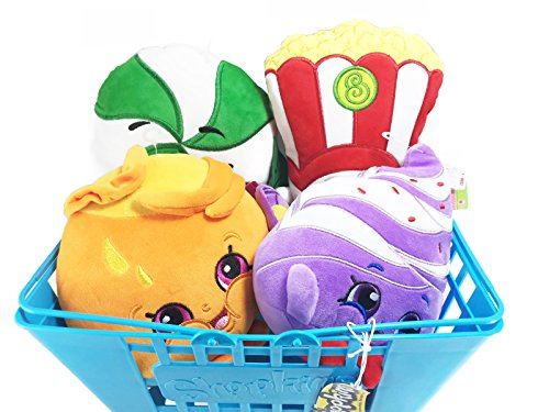 Shopkins Toy Basket Bundle 1 12 5 Shopkins Basket And 4 7