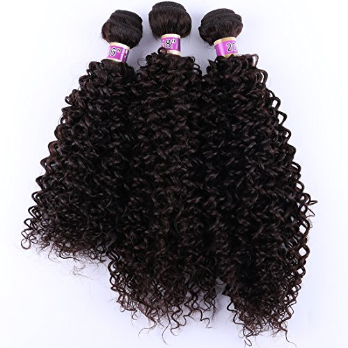 Top 10 recommendation synthetic jerry curl weave for 2019