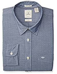 Dockers Laundered Fitted Ls  Camisas casual para Hombre