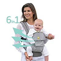 Lillebaby The Complete Airflow 360° Ergonomic Six-Position Baby & Child Carri...