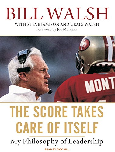 The Score Takes Care of Itself: My Philosophy of Leadership by Tantor Audio