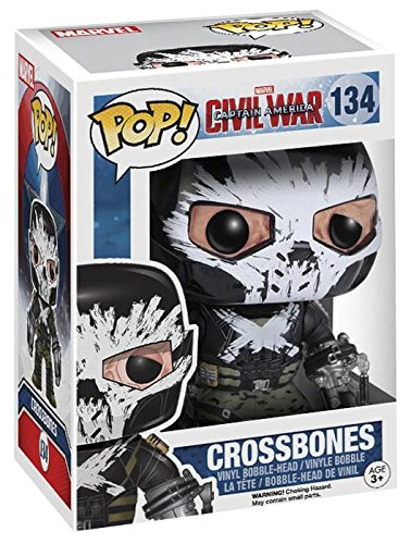 Pop!: Marvel: CW: Crossbones