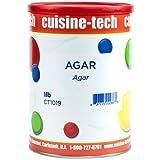 Cuisine Tech Agar Powder, 1 Pound
