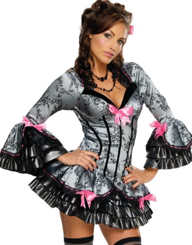 French Kiss Costume - Small - Dress Size 6-8 -
