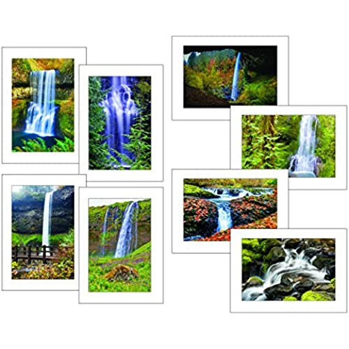 Holly Looney Photography Fine Art Note Cards: Waterfall Series #1 with Envelopes Sales