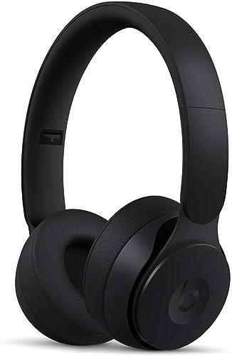 Beats Solo Pro Wireless Noise Cancelling On-Ear Headphones – Black Renewed