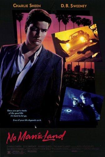 No Mans Land POSTER Movie (27 x 40 Inches - 69cm x 102cm) (1987)