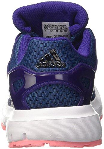 adidas Energy Cloud WTC W, Zapatillas de Running Para Mujer Morado (Puruni / Ftwbla / Rosray)