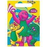 Barney Treat Sacks 8ct