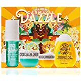 Sol De Janeiro Carnaval Dazzle 4-Piece Set (Includes: Brazilian Bum Bum Cream 25ml, Brazilian 4 Play Moisturizing Shower Cream-Gel 90ml, Coco Cabana Cream 75ml, Coco Cabana Body Fragrance Mist 90ml)