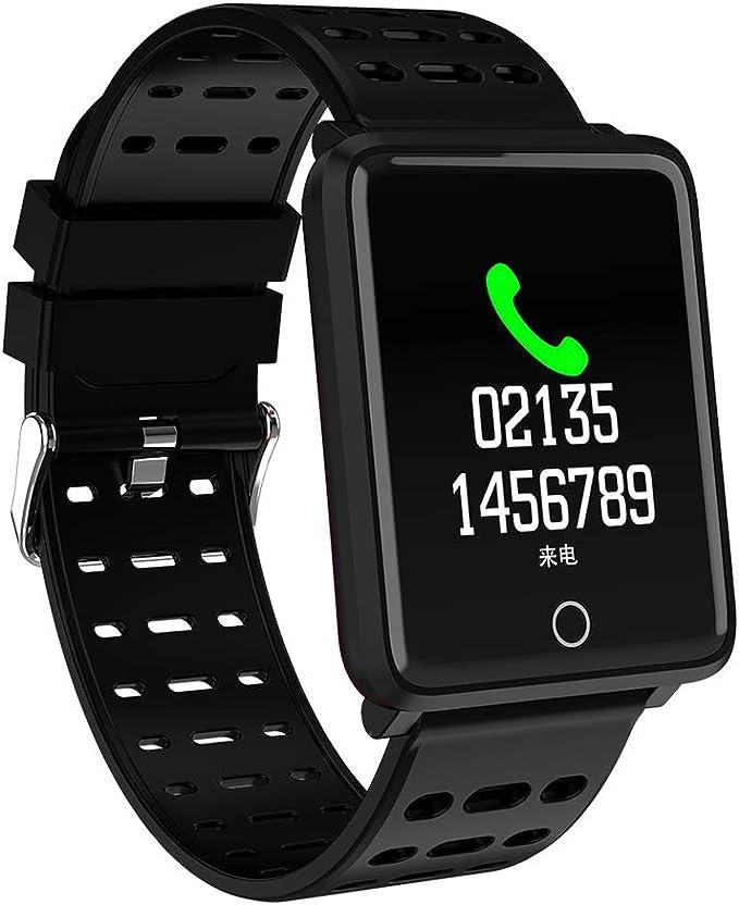 Amazon.com: NICERIO F3 Smart Band Heart Rate Sleep Monitor ...