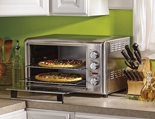 These COUNTERTOP CONVECTION OVENS In Kitchen Stainless St...