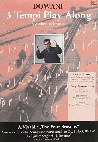 Vivaldi - Concerto for Violin, Strings and Basso Continuo Op. 8 No 4, RV 297