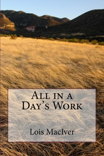 All in a Day's Work pdf