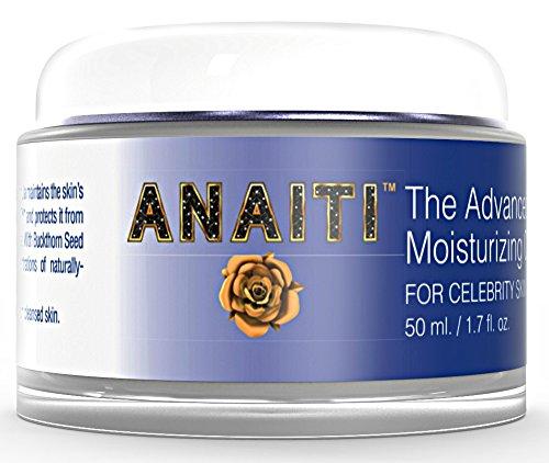 ANAITI Moisturizer Anti-Wrinkle Cream   Dermatologist Anti-Aging Skin Care Helps Collagen   For Women, Men with Dry, Oily or Sensitive Skin   1.7 OZ