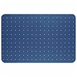 Andersen Company WetStep Drainable Mat, 3' x 5', Blue