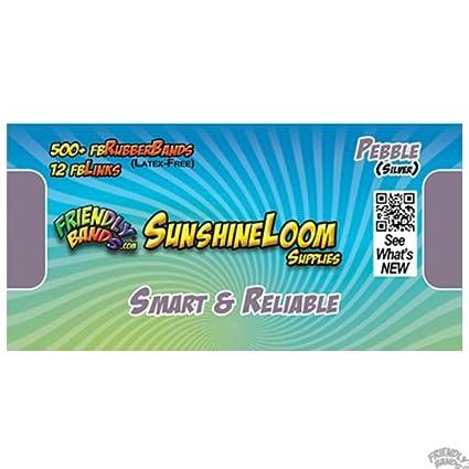 Toys fbRG-Aquamarine FriendlyBands Sunshine Pack Aquamarine Optimum Fulfillment