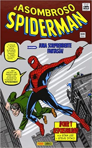 El asombroso Spiderman Stan Lee & Steve Ditko