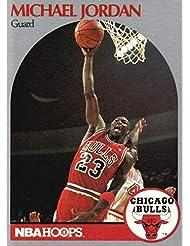 1990-91 HOOPS #65 MICHAEL JORDAN BULLS BASKETBALL