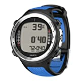 Suunto D4I with USB Diving Instruments Stylish Watches - Blue Strap / One Size Fits All