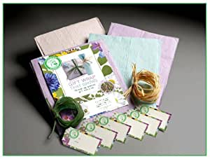 Gift Wrap That Grows - The perfect house gift - give flowers in a whole new way!!