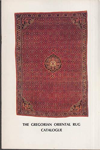 Arthur T Gregorian Oriental Rug Catalogue ca 1960s]()