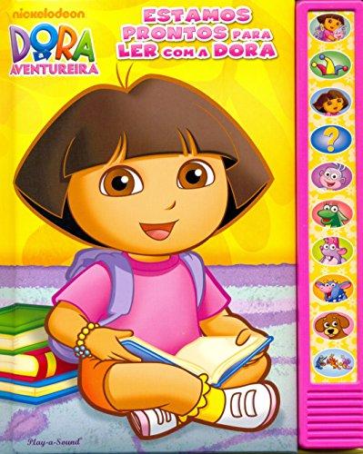 Dora, a Aventureira. Estamos Prontos Para Ler Dora - Volume 1