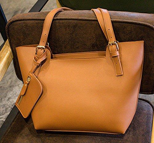 Keshi neuer Stil Damen Handtaschen, Hobo-Bags, Schultertaschen, Beutel, Beuteltaschen, Trend-Bags, Velours, Veloursleder, Wildleder, Tasche Schwarz