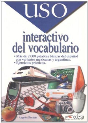 Uso interactivo del vocabulario (Espagnol)