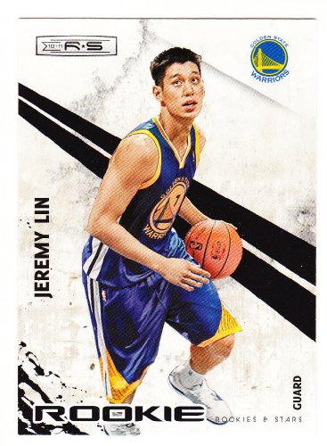 (2010-11 Rookies and Stars #129 Jeremy Lin RC - Golden State Warriors (RC - Rookie Card - Limited Edition) (Basketball Cards) New York Knicks Super Sensation! )