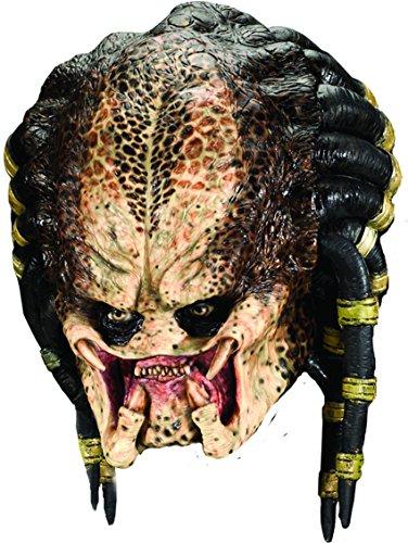 Alien Predator Halloween Costumes (Aliens Vs. Predator, Child's Predator 3/4 Vinyl Mask)