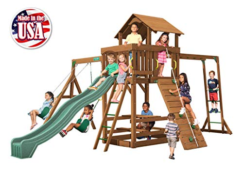 Creative Playthings (Playtime Series Swing Set Made in The USA ... (Charlotte)