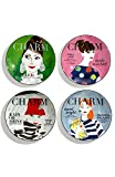 Kate Spade 'make headlines' tidbit plates - Set of 4