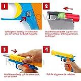 Rivoean Toy Gun - 1Pcs Toy Pistols Realistic Colt