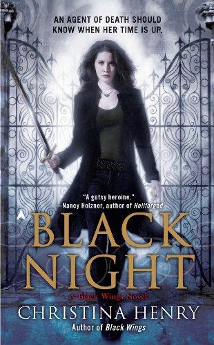 Black Night Wings Novel Book ebook product image