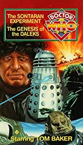 Doctor Who - The Sontaran Experiment / The Genesis of the Daleks [VHS]