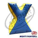 MP X Shape Inflatable Air Bunker, Medium