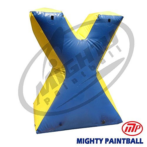 MP X Shape Inflatable Air Bunker, Medium by MP Socks & Tights
