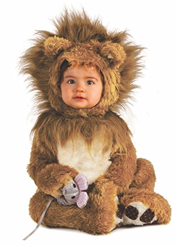 Rubies Costume Infant Noah Ark Lion Cub Romper