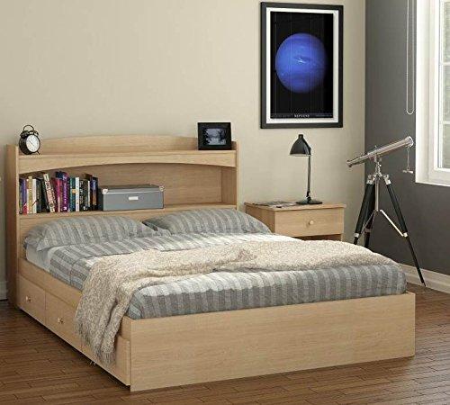 3-Pc Eco-Friendly Kid's Full Bedroom Set by Nexera