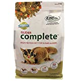 Exotic Nutrition Glider Complete 5 lb. - High Protein Sugar Glider Food