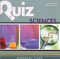 Quiz sciences par Stéphanie Bouvet