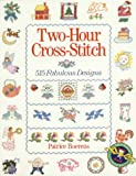 twohour crossstitch flowers 300 quick amp easy designs