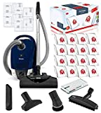 Miele Compact C2 Electro+ Canister HEPA Canister Vacuum Cleaner...